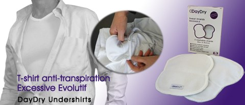 protection transpiration aisselles